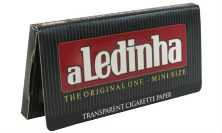 Aledinha 1 1/4 Clear Rolling Papers
