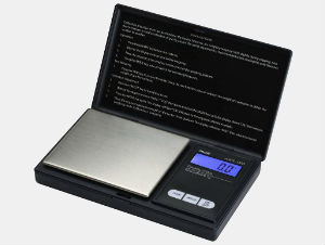 American Weigh Digital Weed Scale 1000 x 0.1g