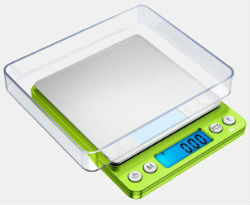 Amir Upgraded Digital Weed Scale 500x0.01g Green
