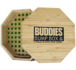 Buddies Bump Box King Size Cone Filling Machine