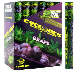 Cyclones Grape Pre Rolled Cones
