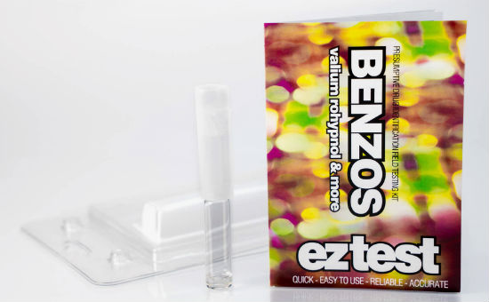 EZ-Test Benzodiazepines Test Kit