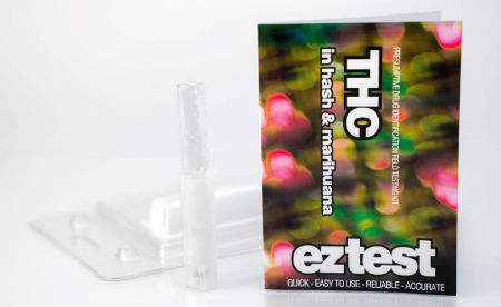 EZ-Test Cannabis (THC) Test Kit