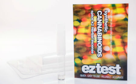 EZ-Test Synthetic Cannabinoids Identification Test Kit