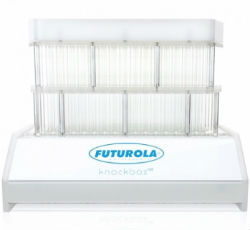 Futurola Knockbox 3 Cone Filling Machine