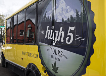 High 5 Cannabis Tours