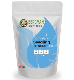 ILGM Bergman's Seedling Fertilizer