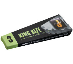 JWare King Size Pre Rolled Cones
