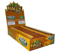 Juicy Jay's Tequila 1 1/4 Rolling Papers