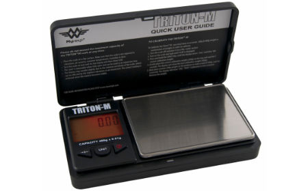 MyWeigh Triton 2 Mini Weed Scale
