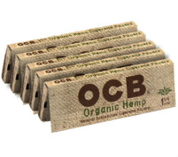 OCB Organic 1 1/4 Rolling Papers