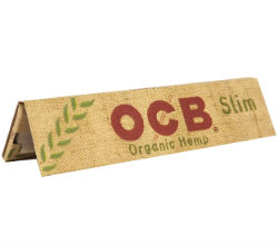 OCB Organic King Size Slim Rolling Papers