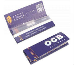 OCB Ultimate 1 1/4 Rolling Papers