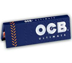 OCB Ultimate Single Wide Rolling Papers