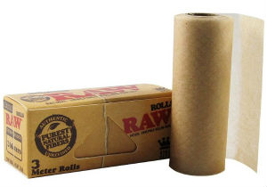RAW Classic King Size 3M Paper Roll