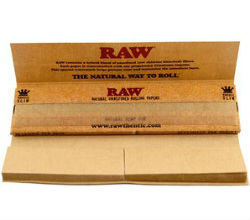 RAW Classic KSS Rolling Papers with Tips