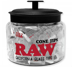 RAW Glass Cone Tips