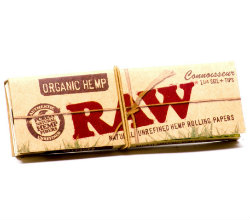 RAW Organic Connoisseur 1 1/4 Rolling Papers