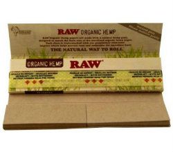 RAW Organic KSS Rolling Papers with Tips