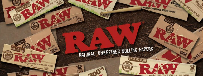 RAW Rolling Papers Brand