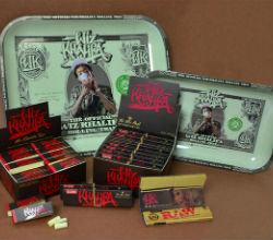 RAW Wiz Khalifa Rolling Papers Sampler Kit