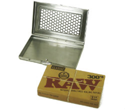 Raw Shred Case 300 with Papers