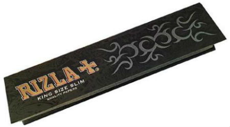 Rizla Black King Size Slim Rolling Papers