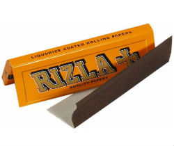 Rizla Liquorice King Size Rolling Papers