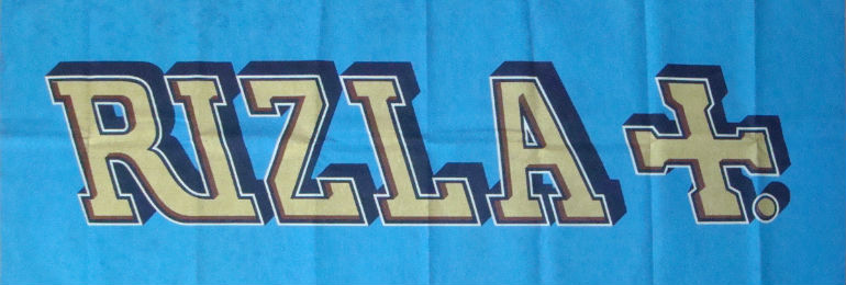 Rizla Rolling Papers Logo