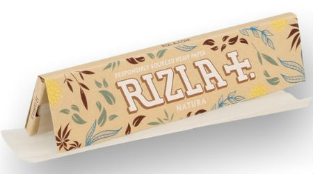 Rizla Natura Single Wide Rolling Papers