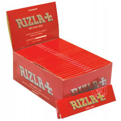 Rizla Red King Size Rice Rolling Papers