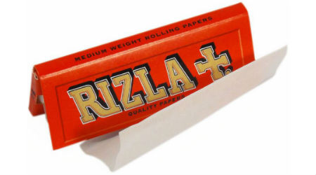 Rizla Red Single Wide Rolling Papers