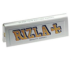 Rizla Silver 1 1/4 Rolling Papers