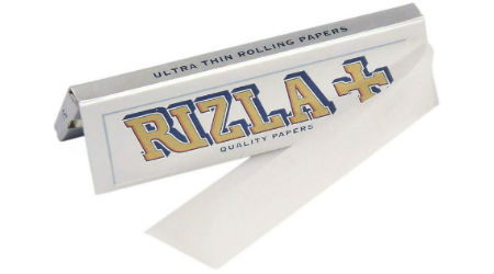 Rizla Silver Single Wide Rolling Papers