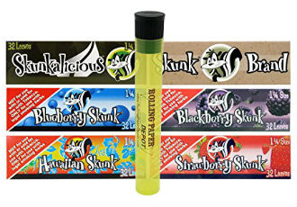 Skunk Flavored Rolling Papers