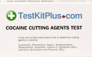 TestKitPlus Cocaine Cuts Drug Test Kit