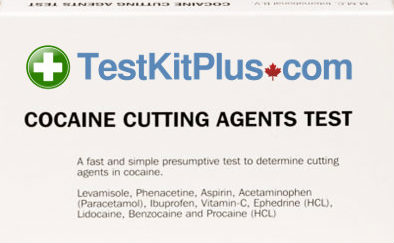 TestKitPlus Cocaine Cuts Test Kit