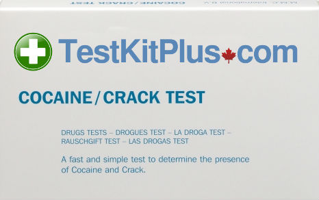 TestKitPlus Cocaine Crack Test Kit
