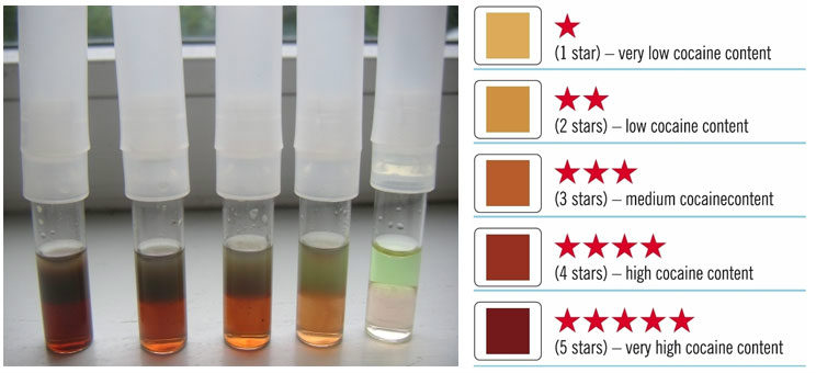 TestKitPlus Cocaine Purity Drug Test Kit