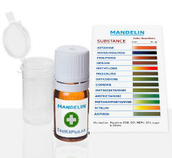 TestKitPlus Mandelin Reagent Test Kit