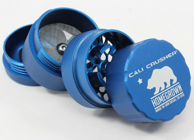 Cali Crusher 4 Piece Grinder Weed