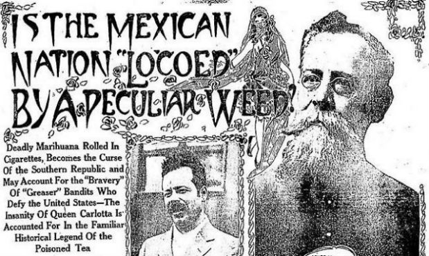 Why Was Marijuana Made Illegal Racism