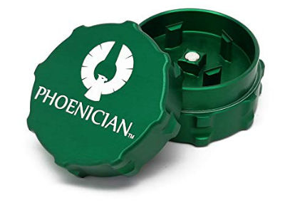 Phoenician Small 2 Piece Cannabis Grinder