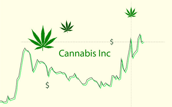 Weed Market Chart