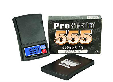 Proscale 555 Weed Scale