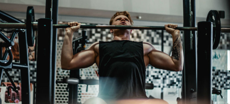 Weed Before Workout Weightlifting